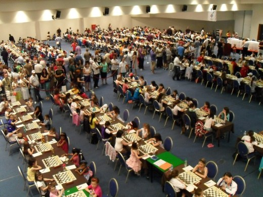 World School Chess Championships